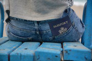 שכחתי את הדרכון שלי בבית - וכך פתרתי את הבעיה - עידן בן אור