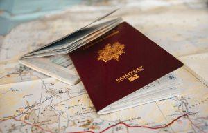 פיצוי מההיסטוריה דרכון אירופאי